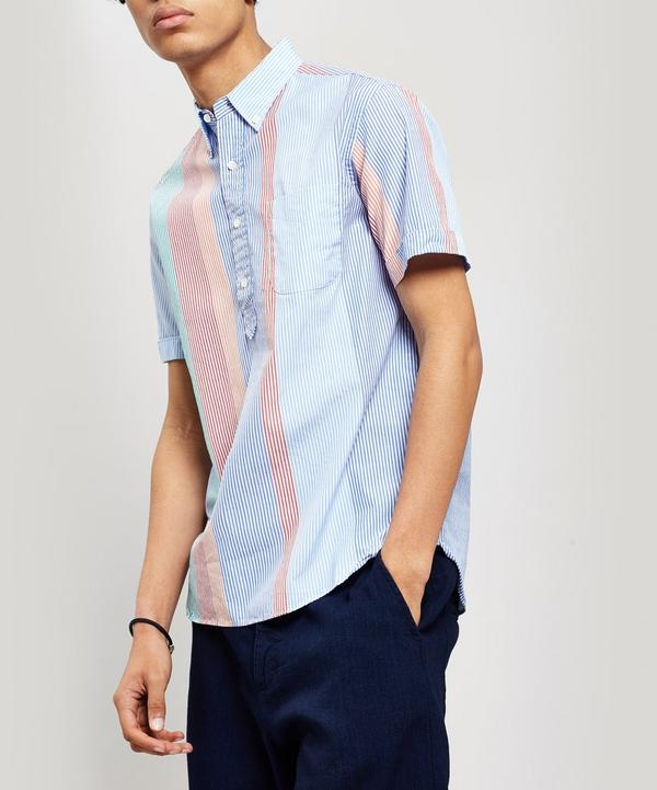 London Stripe Short Sleeve Shirt