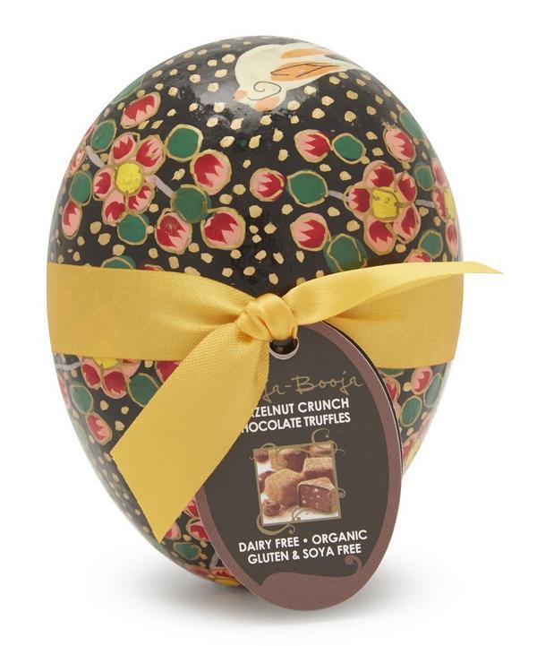 Hazelnut Crunch Truffles Easter Egg 34.5g
