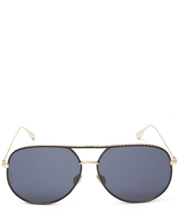 DiorbyDior Oversized Aviator Sunglasses