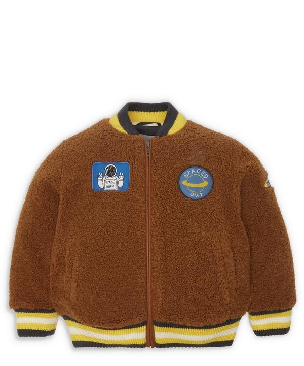 Teddy Bear Jacket 2-8 Years