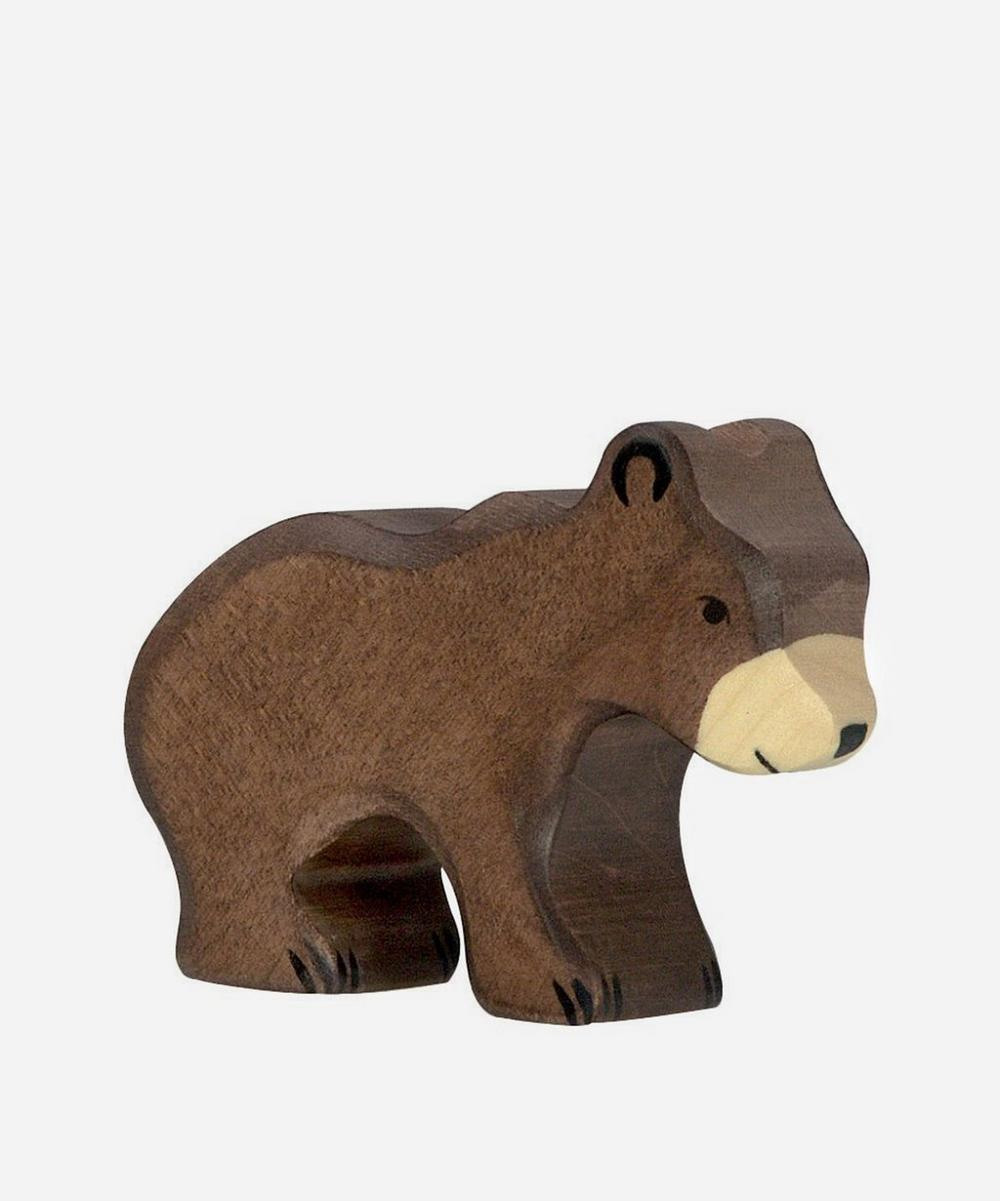 Small Brown Bear Toy