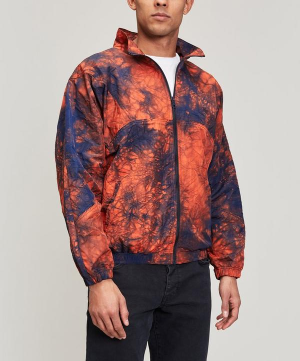 Kagozome Nylon Oxford Warm-Up Jacket