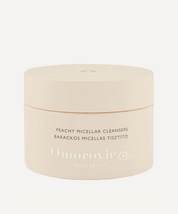 Peachy Micellar Cleansers 60 Discs