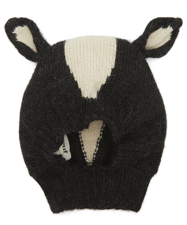 Skunk Baby Animal Hat 3-18 Months