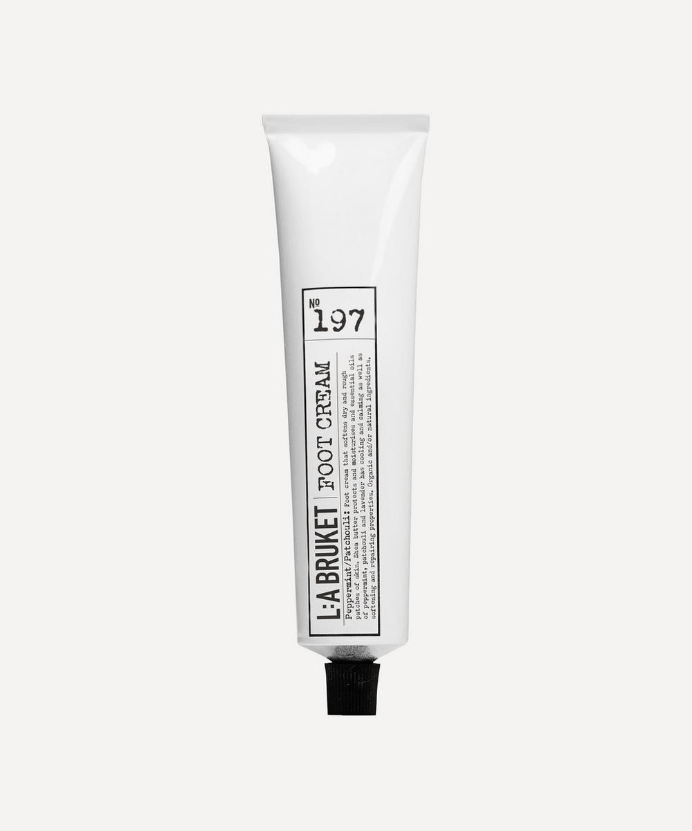 197 Foot Cream Peppermint/Patchouli 70ml