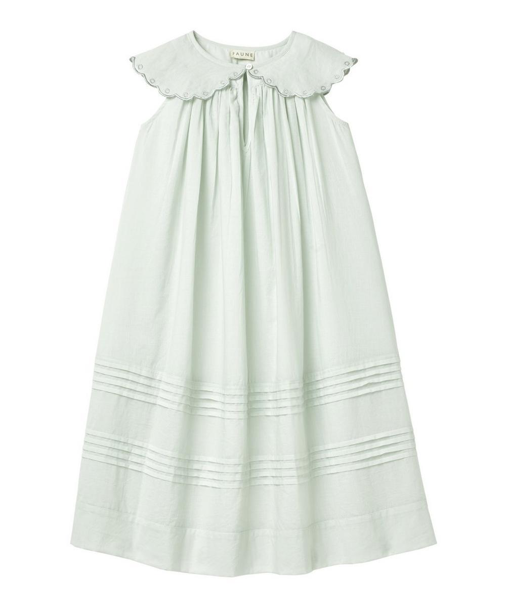 The Sea Mist Cotton Nightdress 2-8 Years