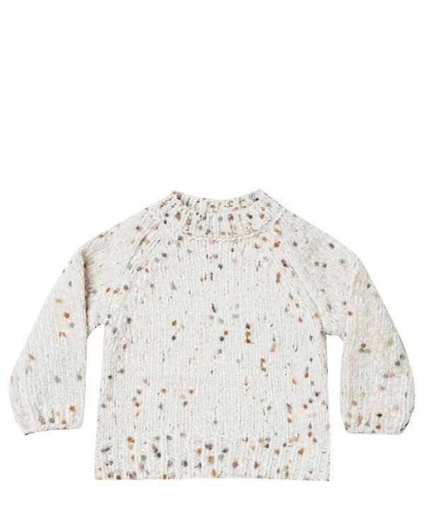 Pom Chenille Sweater 3-24 Months