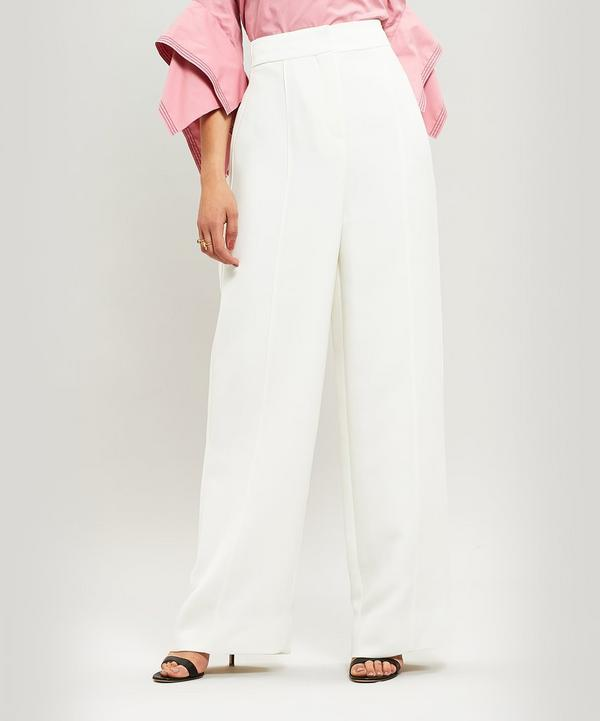 Lapari Wide-Leg Trousers