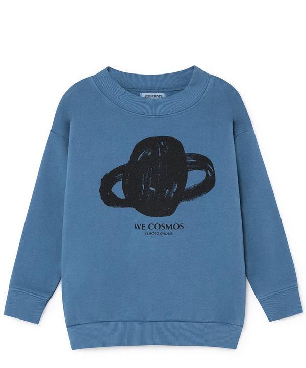 Saturn Sweatshirt 2-8 Years