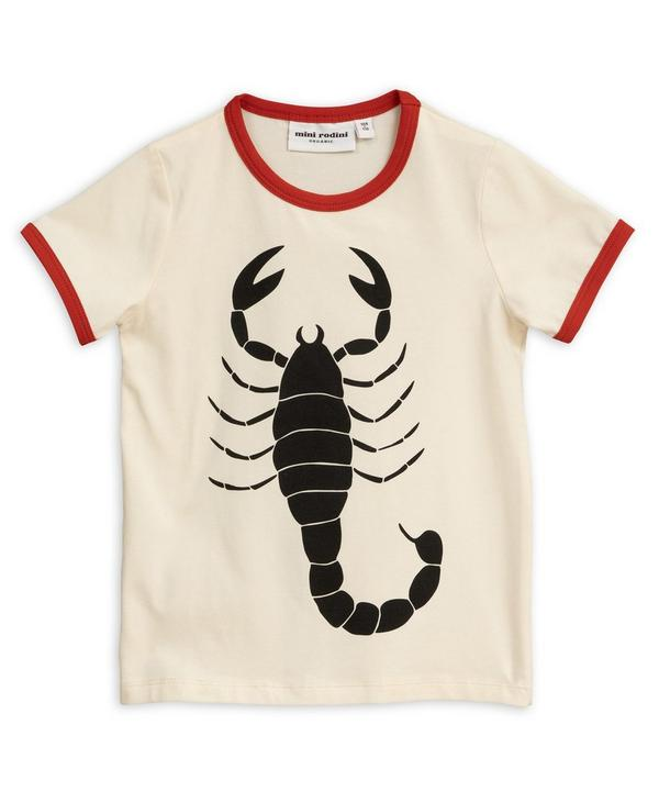 Scorpio T-Shirt 2-8 Years