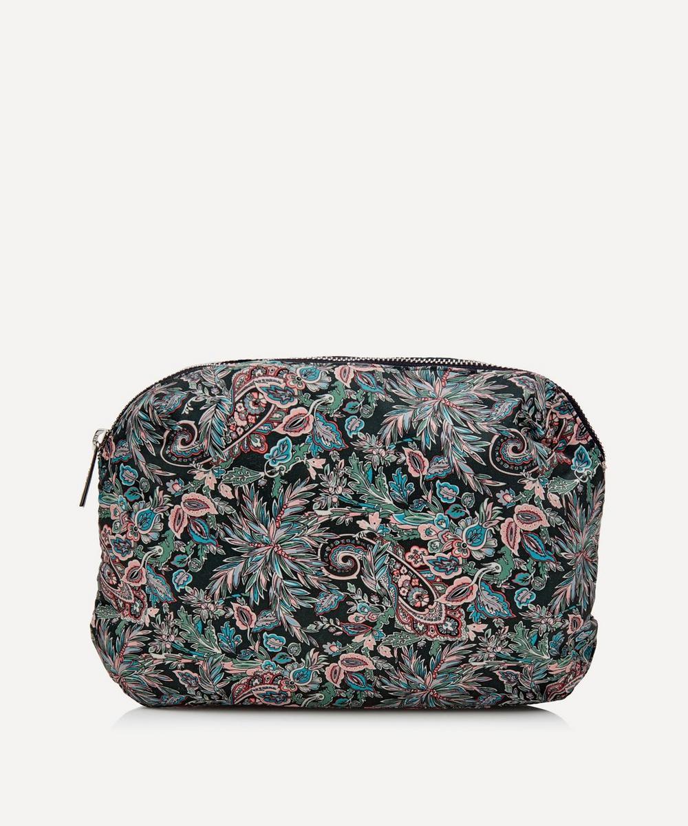 Large Far Away Paisley Wash Bag