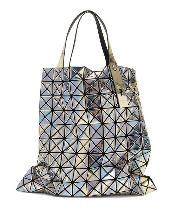 Platinum Reflection Tote Bag