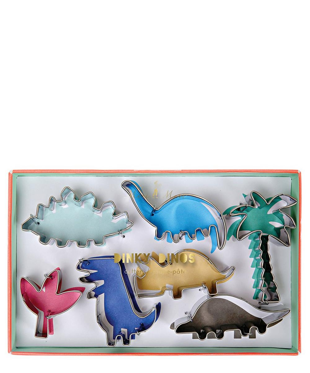 Dinky Dino Cookie Cutter Set of Seven