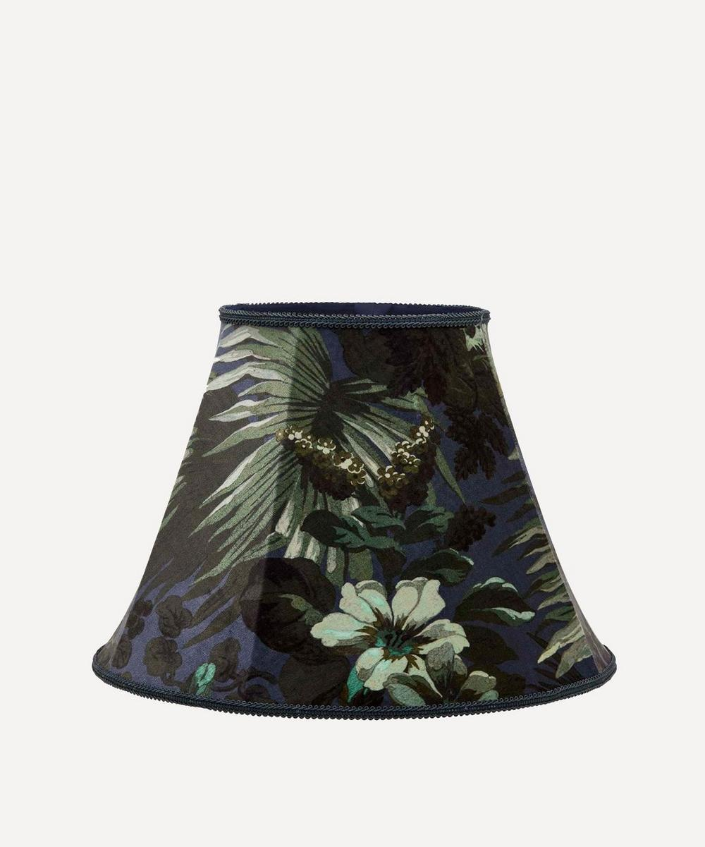 Limerence Marlow Velvet Lampshade