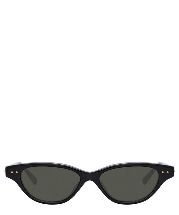 Alessandra Cat-Eye Sunglasses