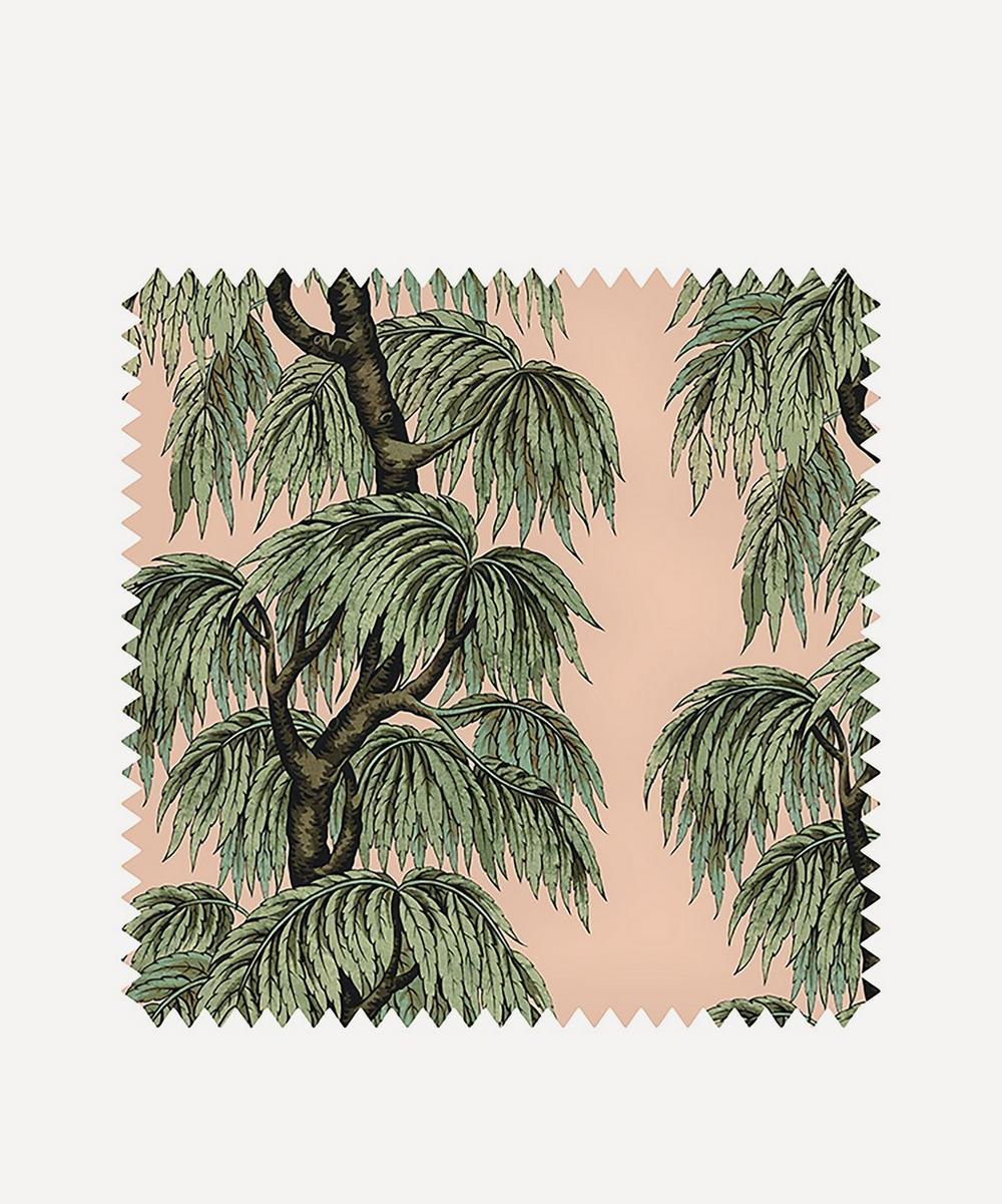 Babylon Cotton Linen Fabric Sample Swatch