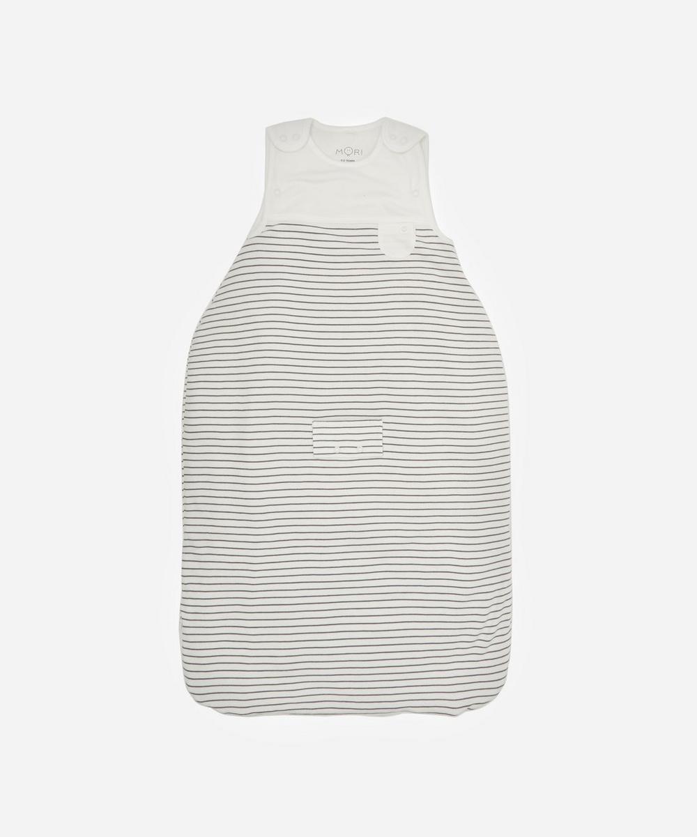 2.5 Tog Stripe Sleeping Bag 0-2 Years