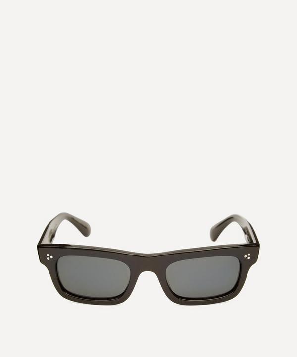 Jaye Slim Wayfarer Sunglasses