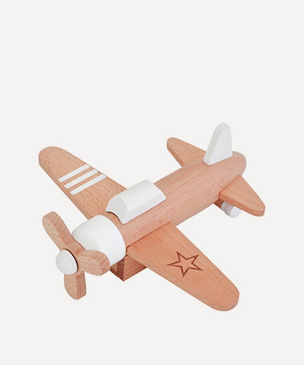 Hikoki Propeller Plane