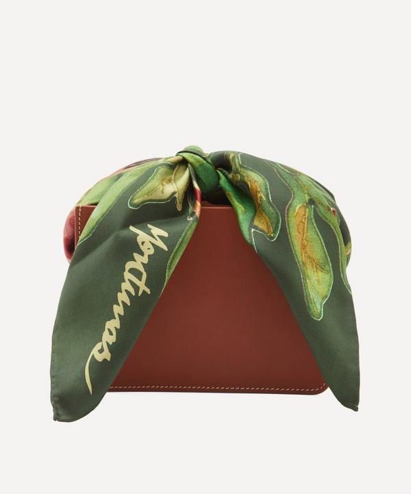 Mini Classic Leather Guaria Scarf Bag