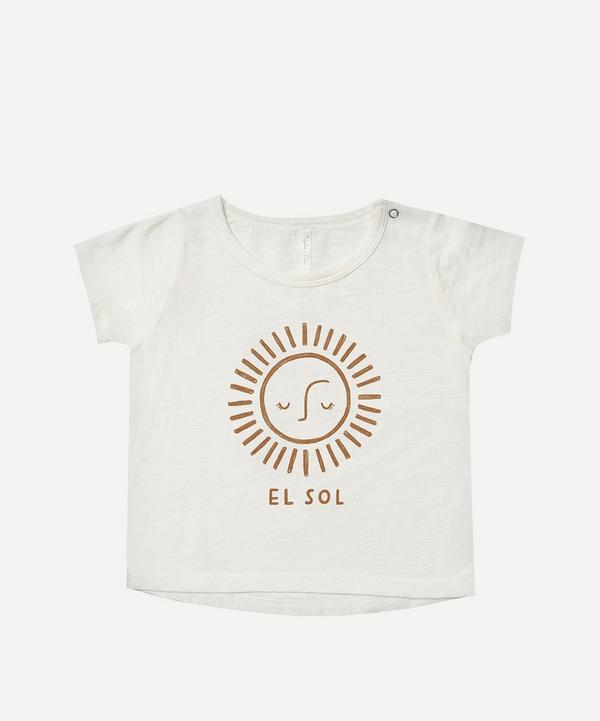 El Sol T-Shirt 2-8 Years