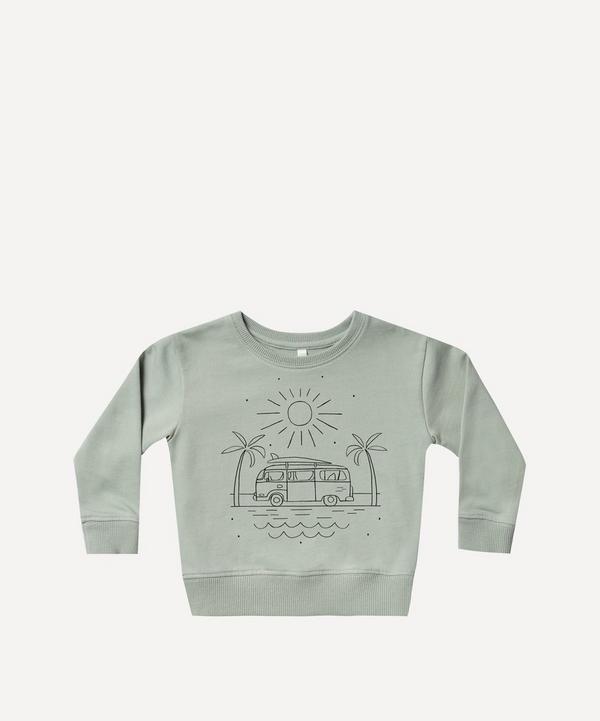 Coast Sweatshirt 2-8 Years