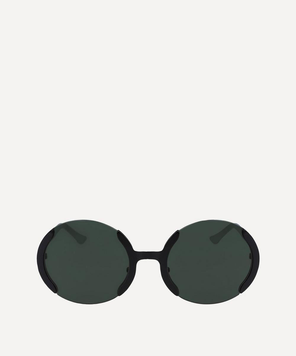 Eclipse Metal Sunglasses