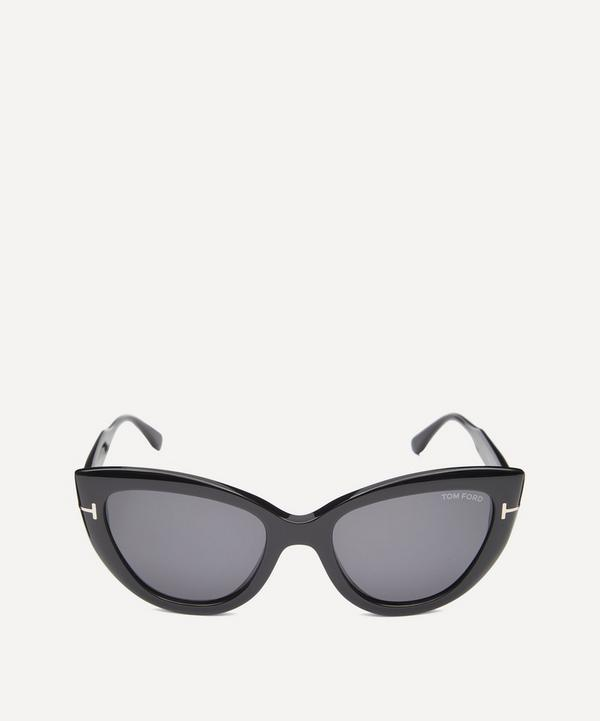 Anya Cat-Eye Sunglasses