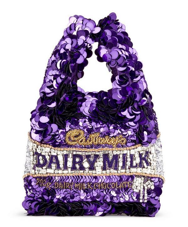 Mini Dairy Milk Tote Bag