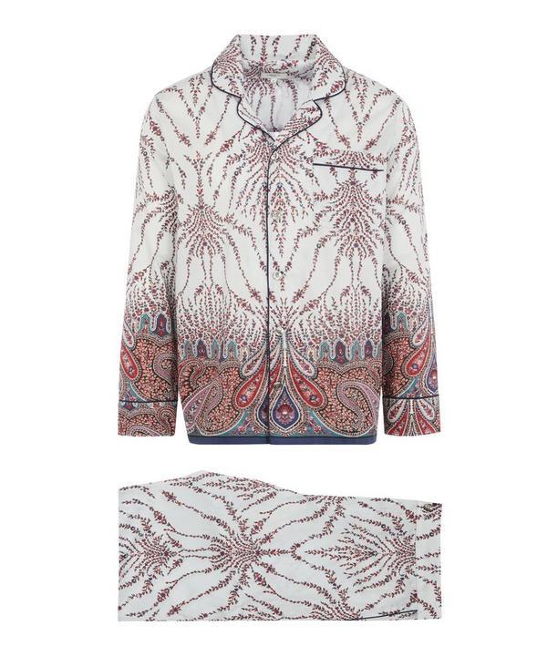 Leonora Tana Lawn™ Cotton Long Pyjama Set