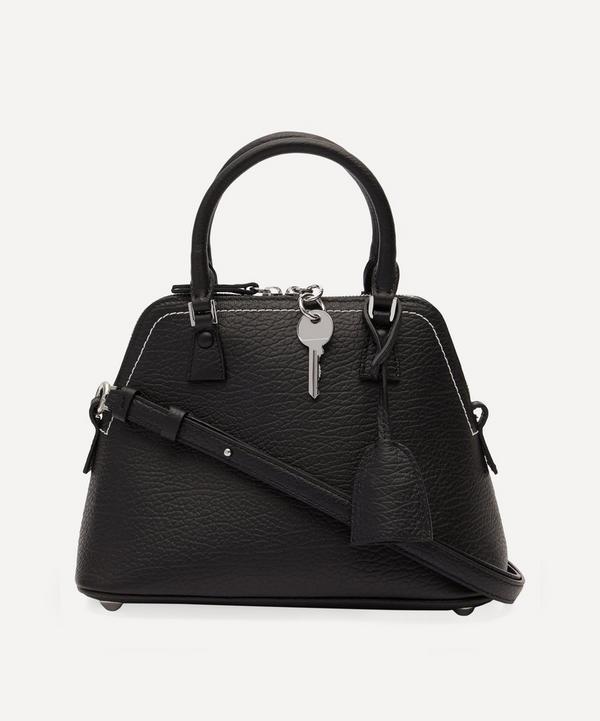 5AC Grained-Leather Shoulder Bag