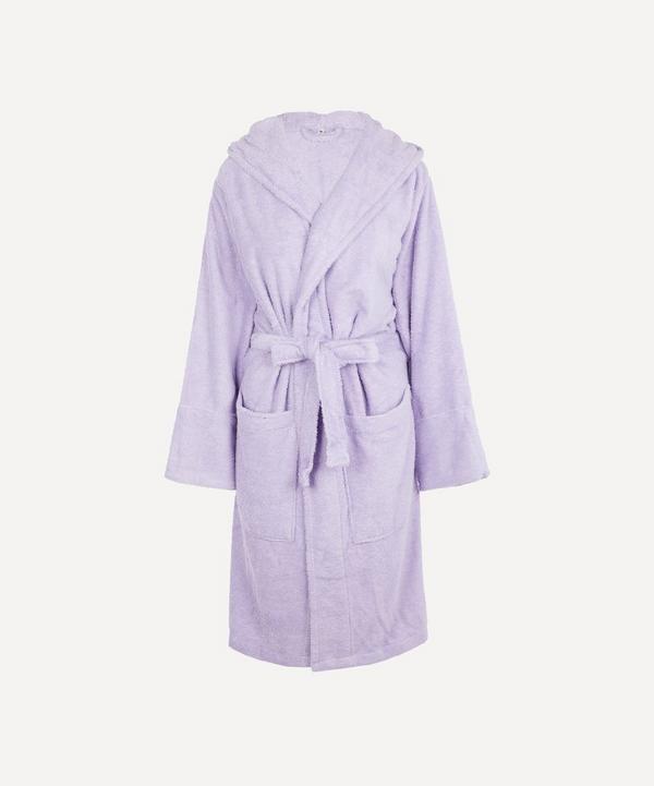 Medium Bathrobe in Lavender
