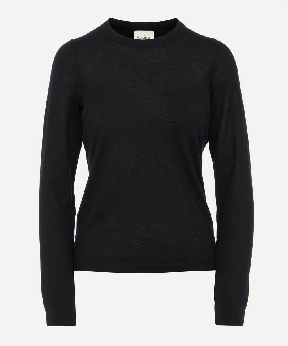 Super Light Cashmere Top