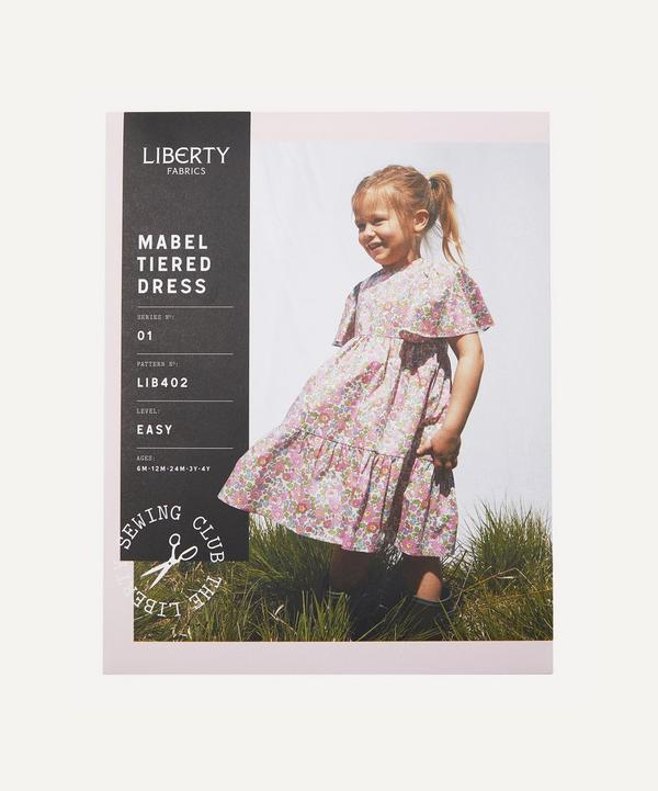 Mabel Tiered Dress Sewing Pattern