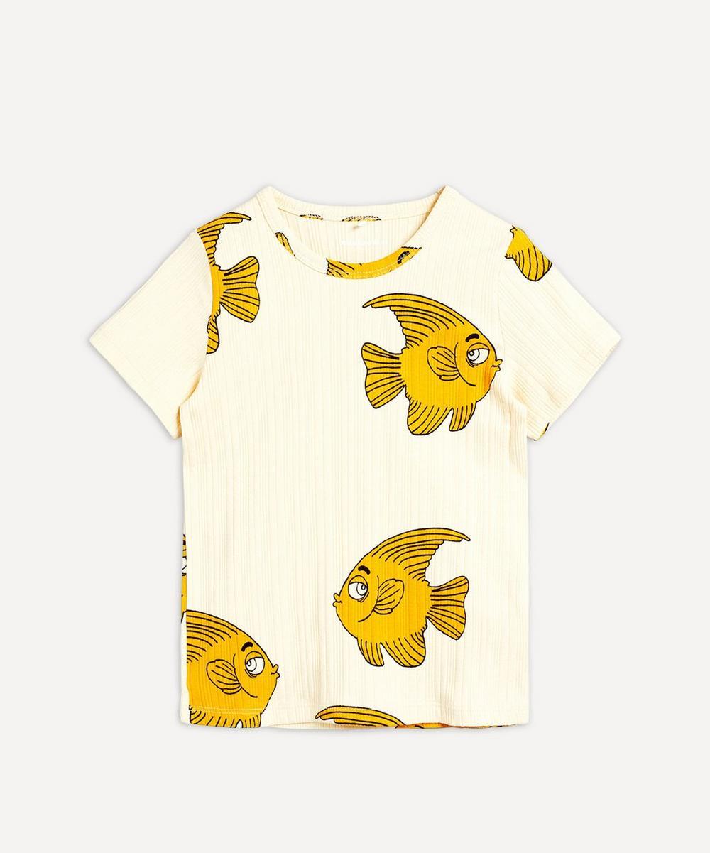 Fish Short-Sleeved T-Shirt 3-18 Months