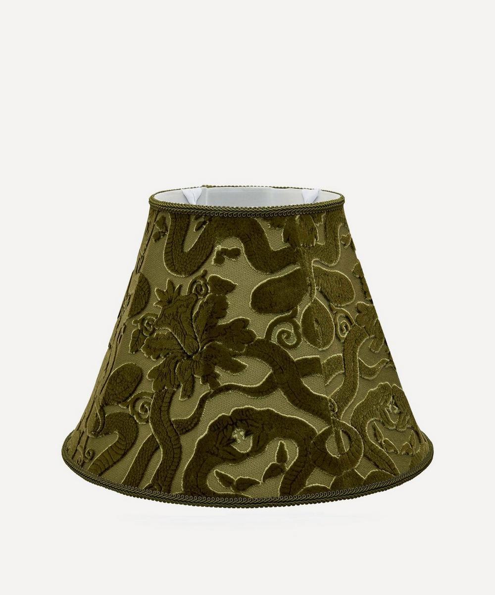 Anaconda Marlow Cotton Velvet Lampshade
