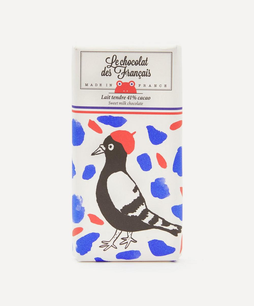 Oiseau 41% Milk Chocolate Bar 80g