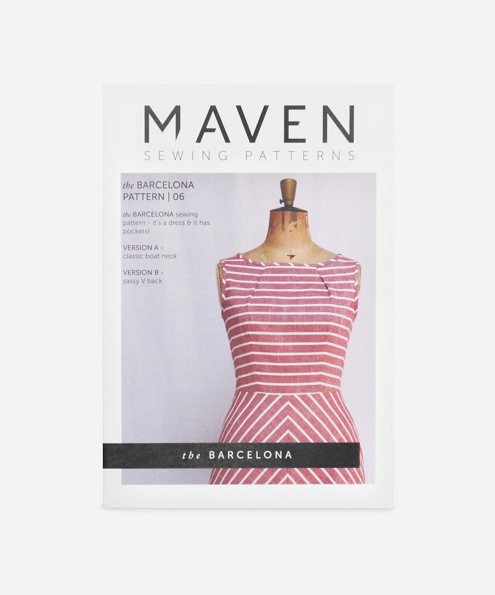 Barcelona Dress Pattern