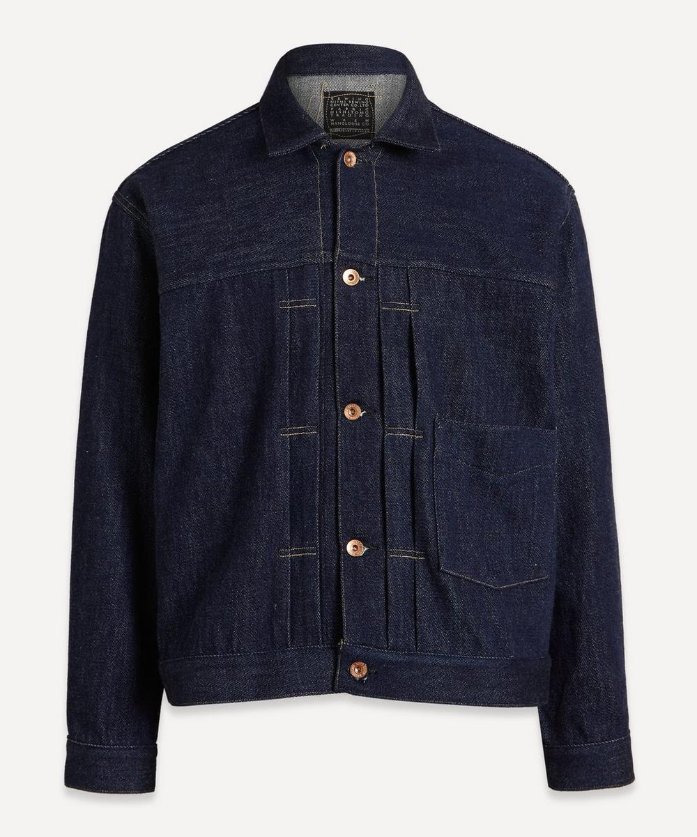 Loose Denim Jacket