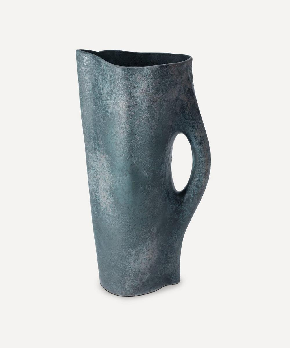 Timna Aged Iron Pitcher