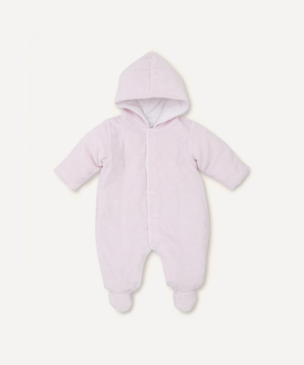 Velour Baby Grow 0-9 Months