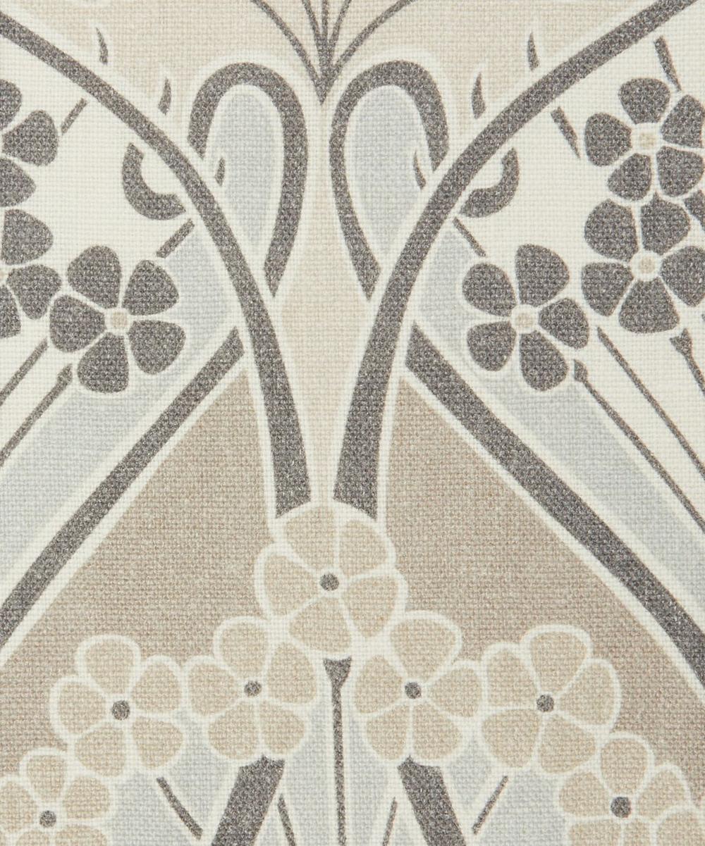 Ianthe Bloom Multi Ladbroke Linen in Pewter