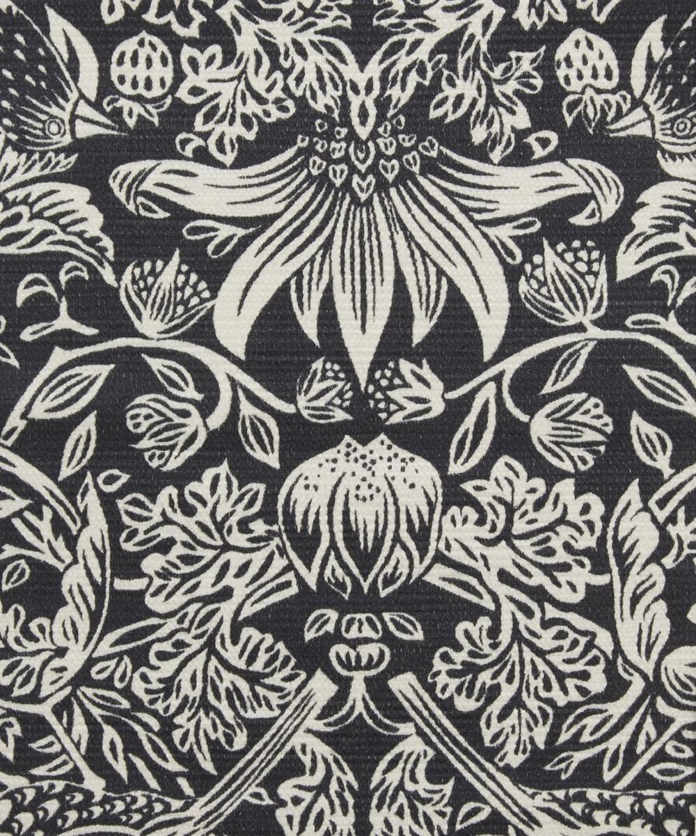 Strawberry Meadowfield Vintage Velvet in Pewter Dark