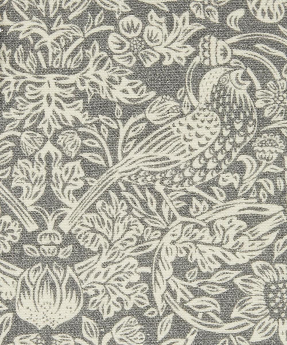 Strawberry Meadowfield Emberton Linen in Pewter