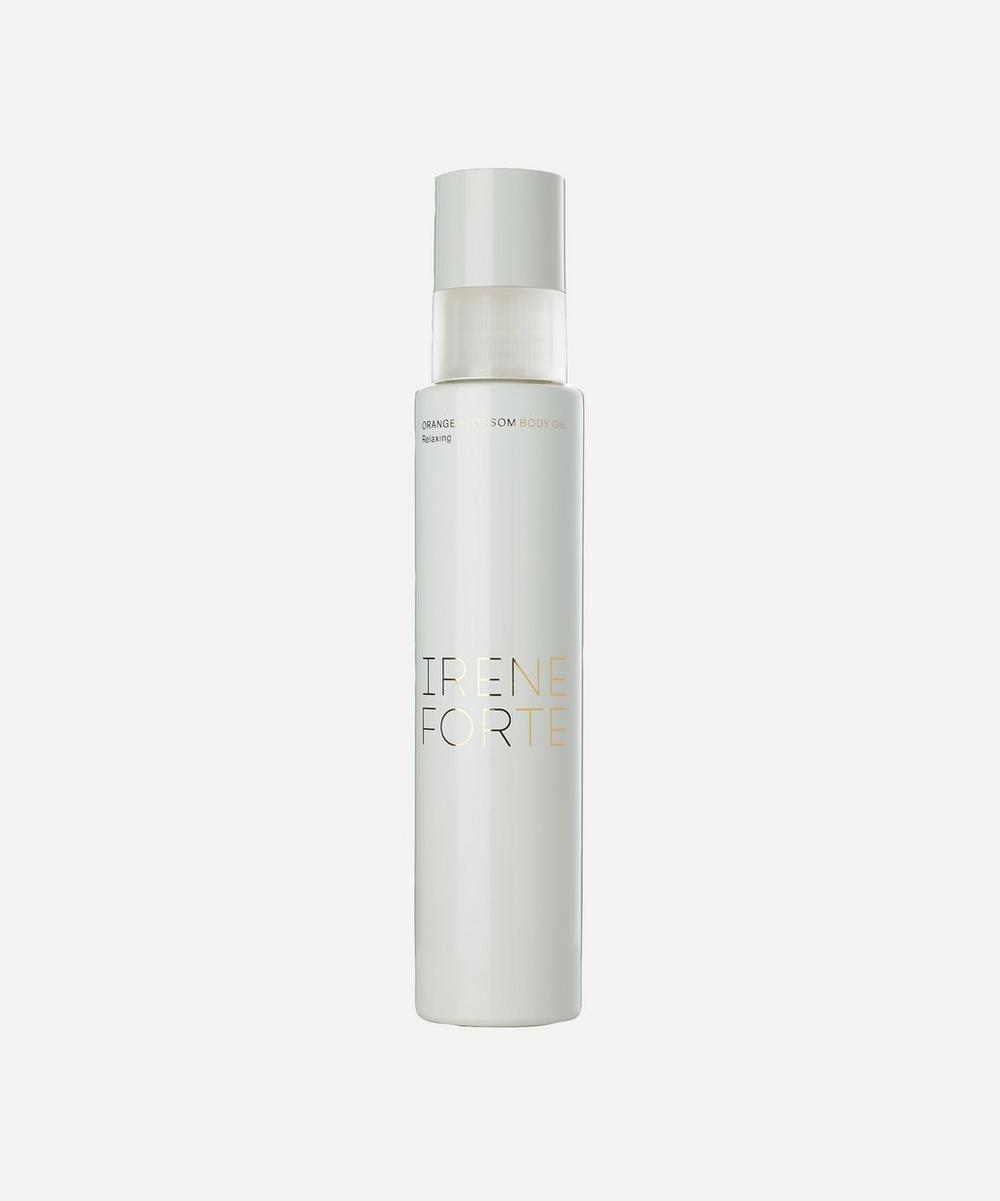 Orange Blossom Body Oil Relaxing 100ml