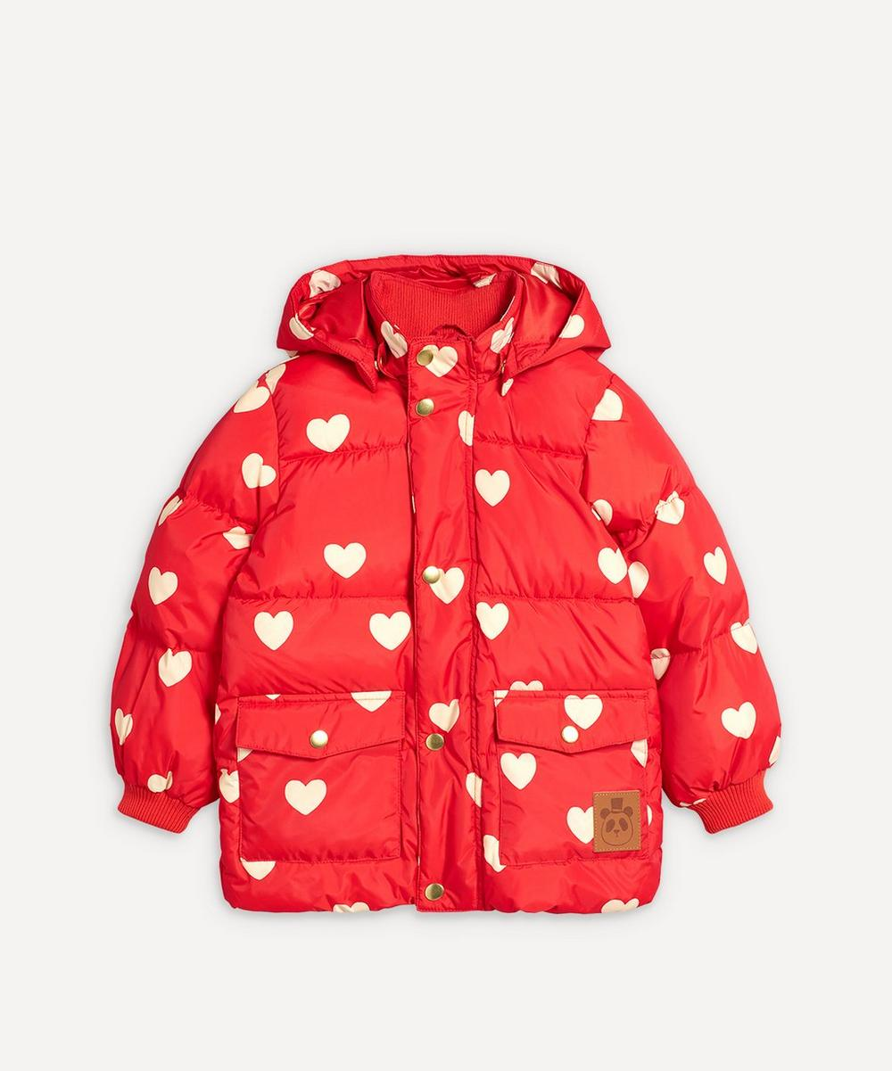 Hearts Baby Puffer Jacket 6-18 Months
