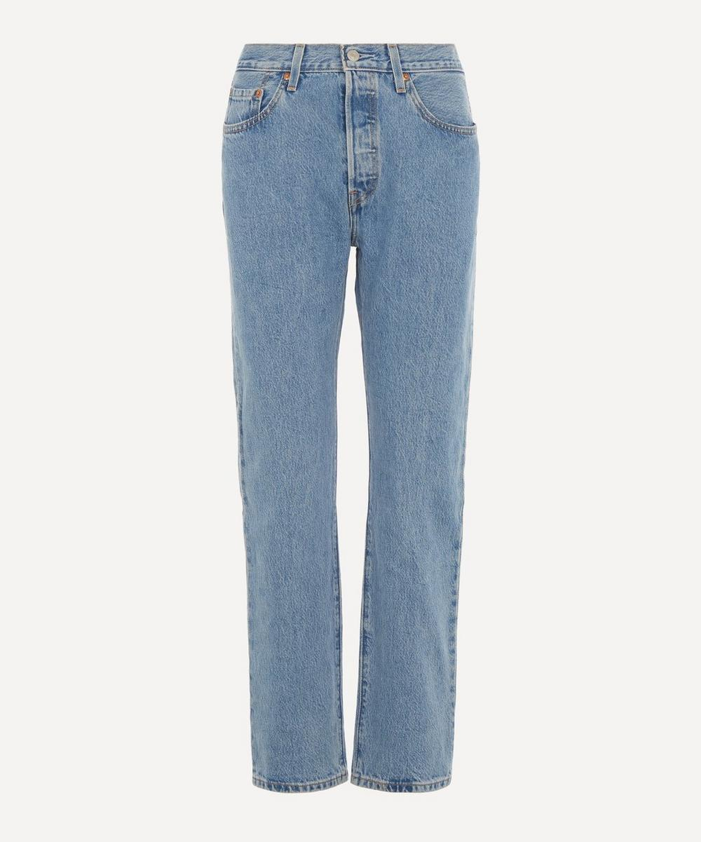 501 High Rise Jeans