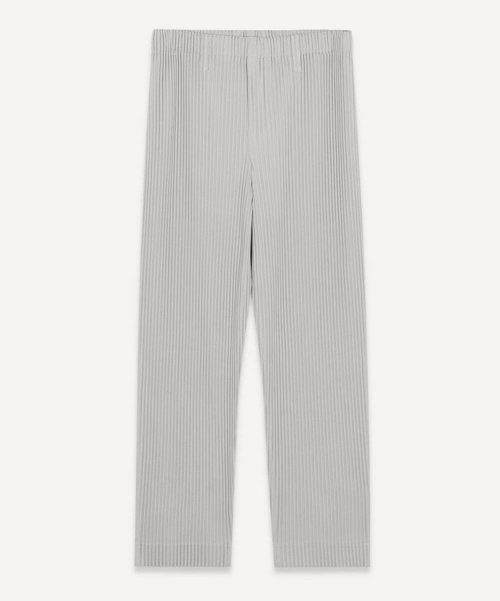 Core Tapered Pleated Trousers