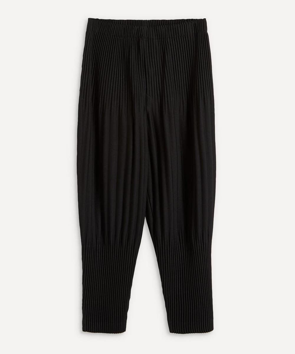 Core Balloon Pleated Trousers