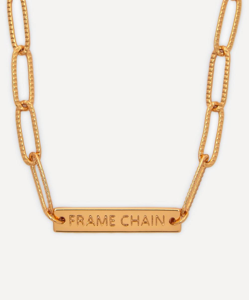 Gold-Plated Rhonda Glasses Chain